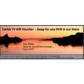 Any DVD Gift Voucher