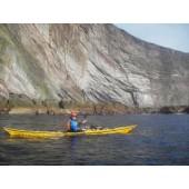 Foula cliffs