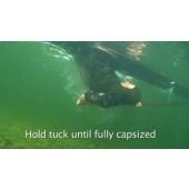 Spine Roll underwater