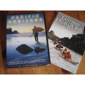 """""""Pacific Horionzs"""" & """"Eastern Horizons"""" DVDs"""