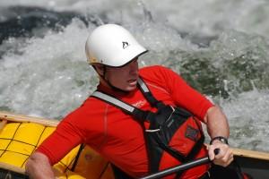 Mark Scriver slalom
