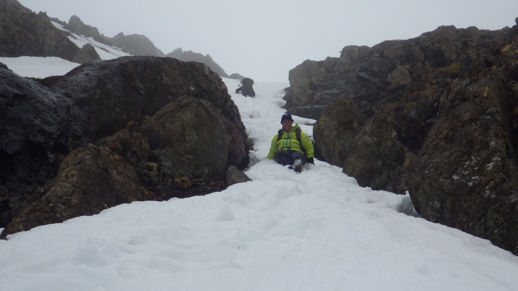 snowy-gully