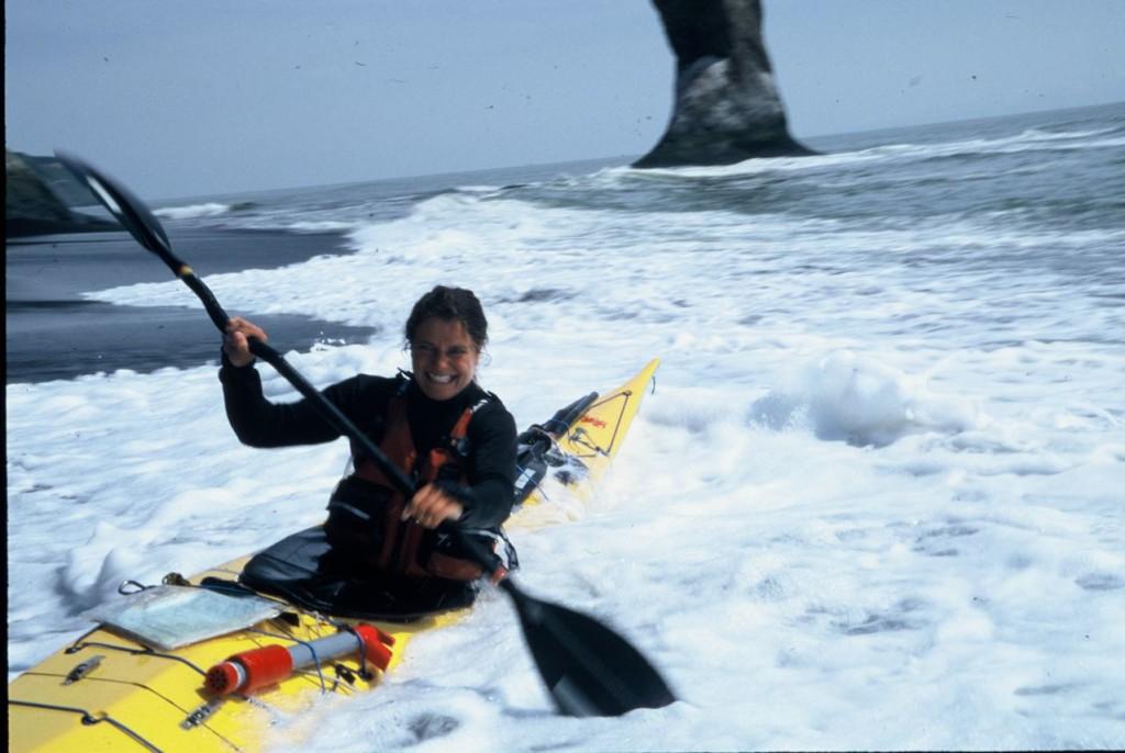 me surf land in Kamchatka
